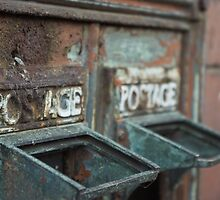 Who said the postal service was old and rusty? by fotddarren