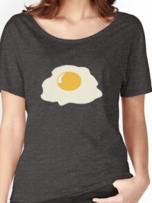 FRIED EGG Women's Relaxed Fit T-Shirt