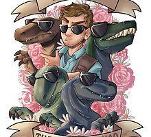 Raptor Squad by Sevensus