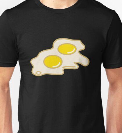 TWO FRIED EGGS Unisex T-Shirt