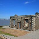 Brean Down Fort by RedHillDigital