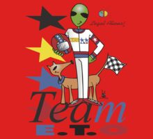 alien racer Kids Clothes