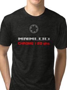 Analog 120 qhs Tri-blend T-Shirt