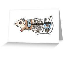 The Nimble Thimble Keeper Greeting Card