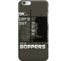 Boppers - Army iPhone Case/Skin