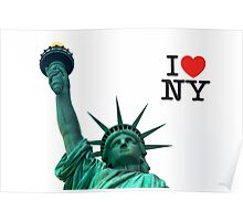 I love NY - Statue of liberty MUGS and more.... Poster