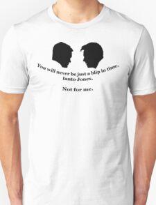 Janto Slash Print (black) T-Shirt