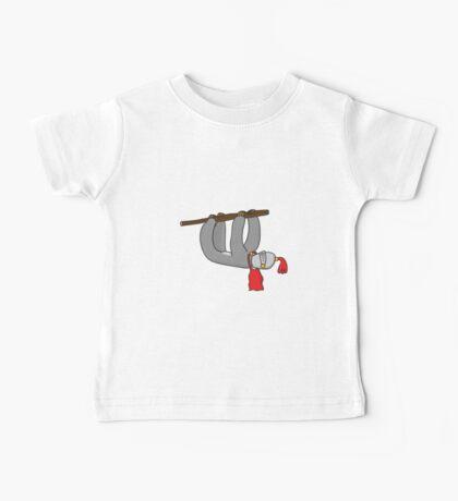 Sir Slothalot Baby Tee