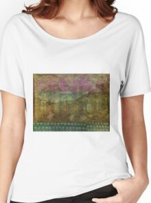 The Dreamers Landscape Women's Relaxed Fit T-Shirt