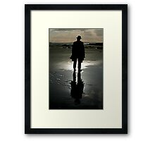 Sundown Ireland Framed Print