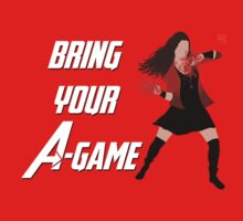 Scarlet Witch - Bring Your A-Game Kids Clothes