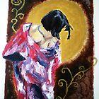 The Bashful Geisha by silvadove