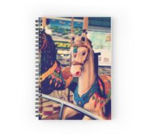 merry-go -round  Spiral Notebook