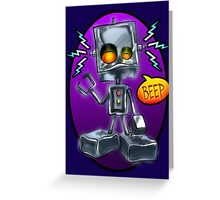 Bot Greeting Card