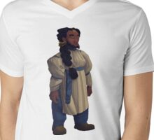 Tìna - a tinkering dwarrowdam Mens V-Neck T-Shirt