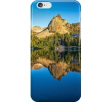 Utah Nature Photography Lake Blanche iPhone Case/Skin