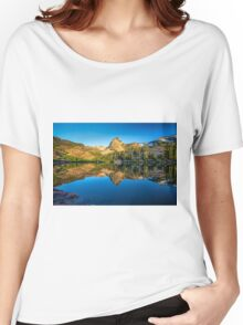 Utah Nature Photography Lake Blanche Women's Relaxed Fit T-Shirt