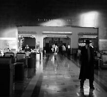 Union Station  by Tom-Sky