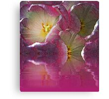 pink power Canvas Print