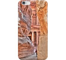 Petra, Jordan - World Wonders iPhone Case/Skin