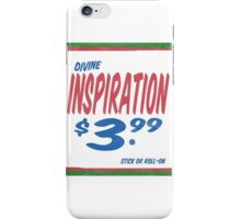 Divine Inspiration Supermarket Series iPhone Case/Skin
