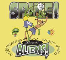 alien spike Kids Tee