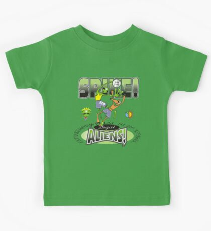 alien spike Kids Tee