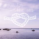You, Me & the Sea by Bethany Helzer