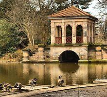 Birkenhead Park  by Paul Reay