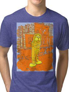 Lion 6 Tri-blend T-Shirt