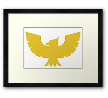 Captain Falcon Framed Print