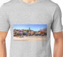 The quiet of the day Unisex T-Shirt