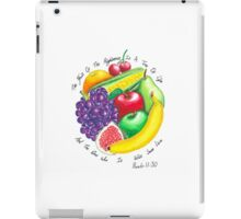 Summer Fruit iPad Case/Skin