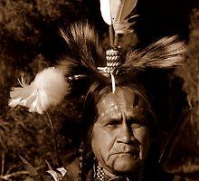 Native Portrait ~ Part One by artisandelimage