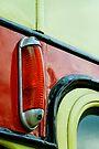 Side indicator on Bristol KSW Bus by buttonpresser