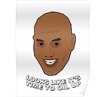 Ainsley Harriott Poster