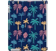 Tropical Palm Tree Pattern iPad Case/Skin