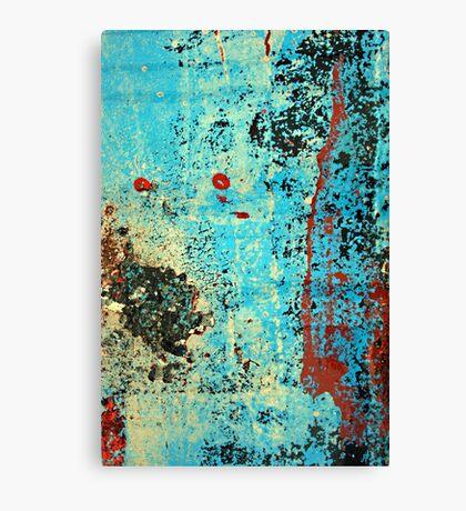 unfamiliar sky Canvas Print