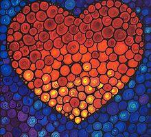 Healing Heart by Sharon Cummings