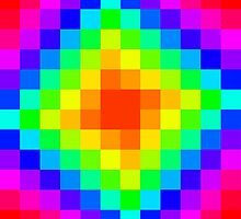 Rainbow Quilt by michaelwsf