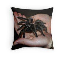 Cradled Throw Pillow
