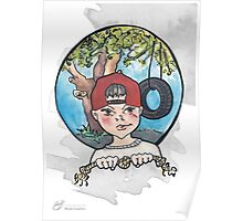 Poster - Tire swing Poster