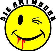 Die Antwoord Smiley by RagingRat23