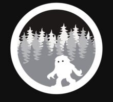 Yeti By Night - Logo-1 by NoirGraphic