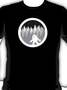 Yeti By Night - Logo-1 T-Shirt