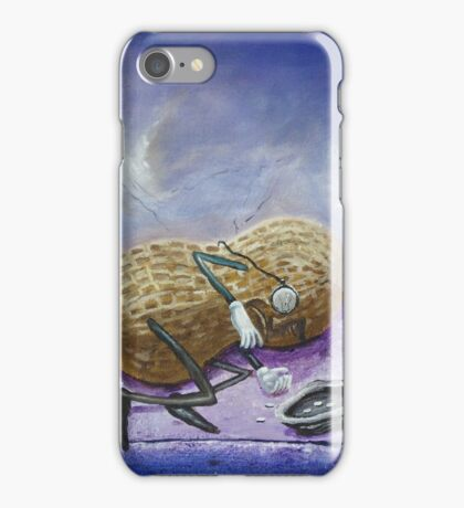 Sometimes You Don't iPhone Case/Skin