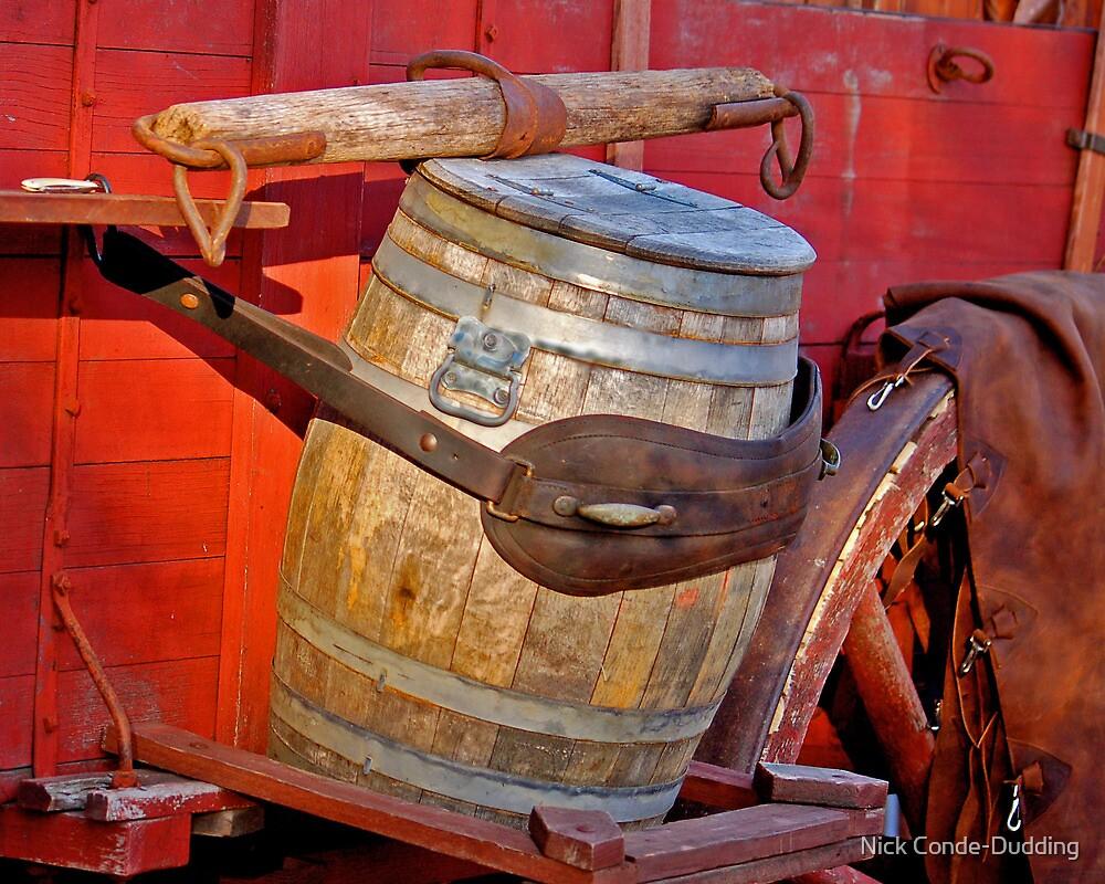 wagon barrel by nick conde dudding redbubble. Black Bedroom Furniture Sets. Home Design Ideas
