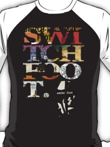 Switchfoot Albums T-Shirt