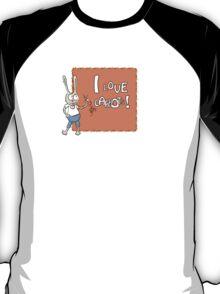 I love carrots. T-Shirt