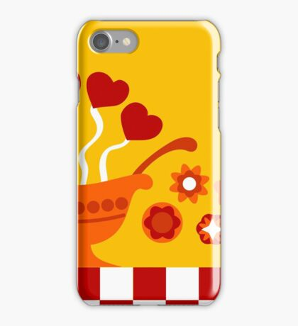 Love Soup iPhone Case/Skin